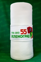"Плед ""Зеленоград 55"""